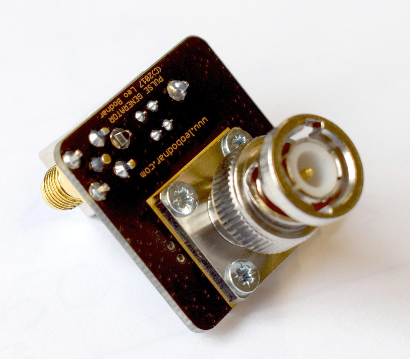 Fast Risetime Pulse Generator Pulser 4999gbp Leo Bodnar Generating Circuit