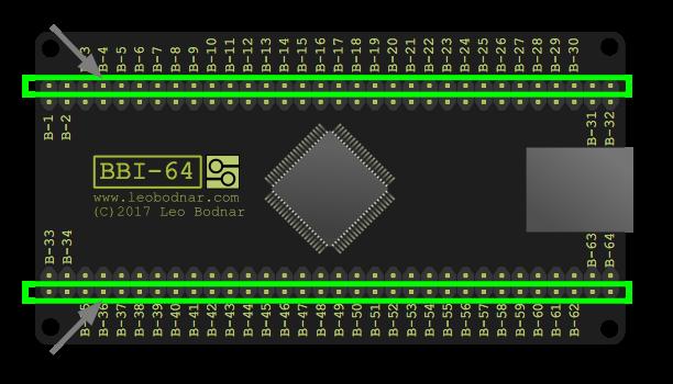 BBI-64 Button Box Interface [BBI-64] - 34 99GBP : Leo Bodnar