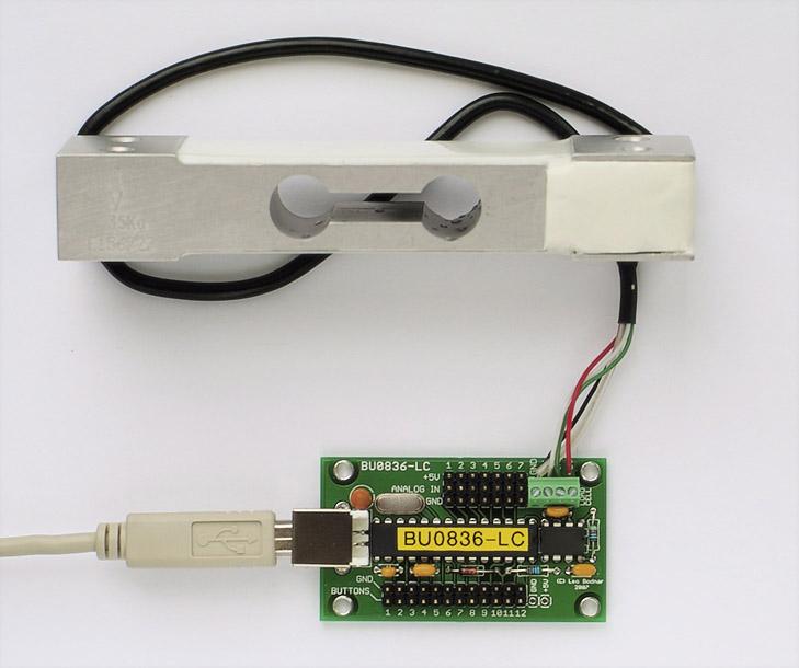 Bu0836 Lc Load Cell Joystick Controller Bu0836 Lc 26 99gbp Leo