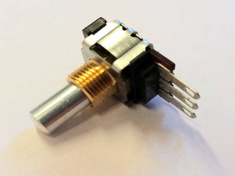 Rotary encoder CTS 288 Short Shaft - Click Image to Close