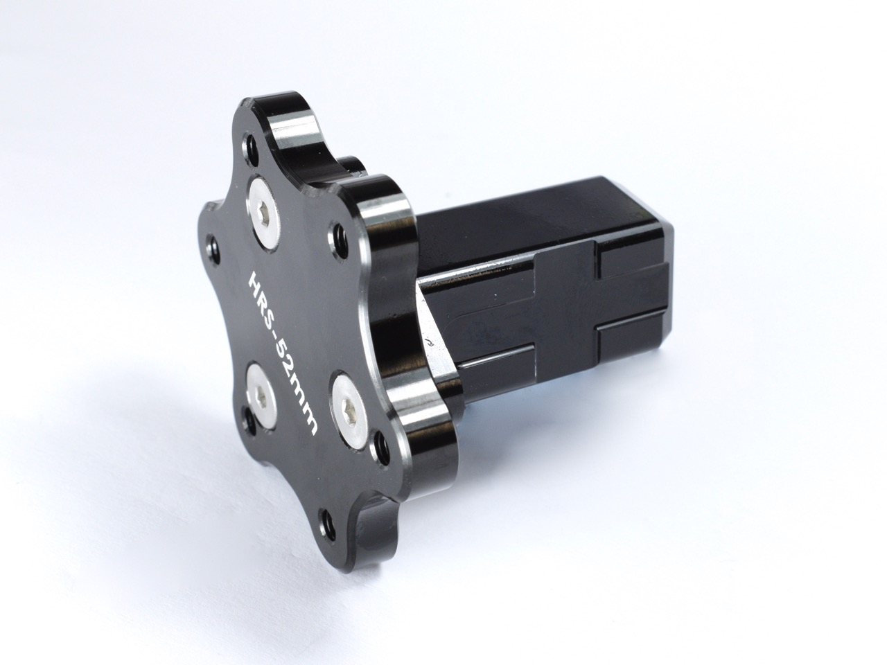 HRS Xero-Play Quick Release Fanatec Style - Wheel Side [XRS