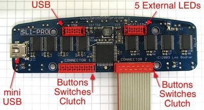 Shift Light Indicator Controller (SLI-Pro) [SLI-PRO