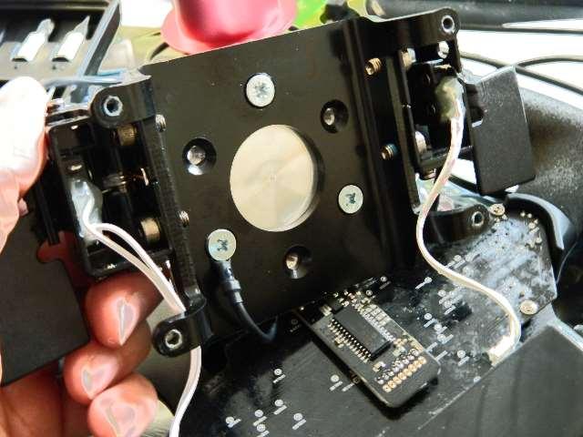 Fanatec Wheel Rim Generic Quick Release Adaptor [Fanatec-QR