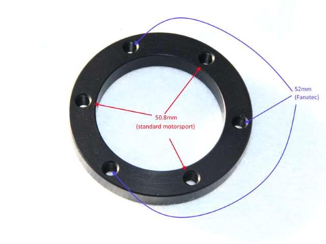 Fanatec Wheel