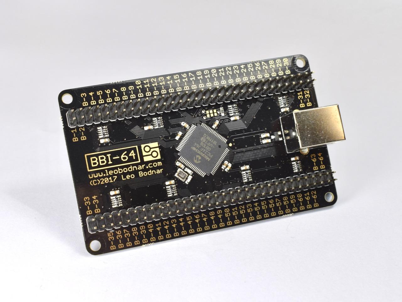 Universal USB Interface Boards : Leo Bodnar, Simulator Electronics